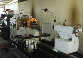Nos machines